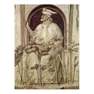 Injustice by Giotto Postcard