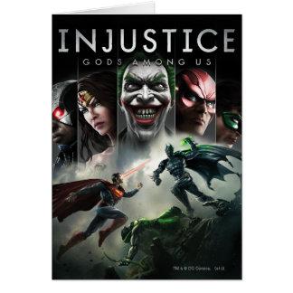 Injustice: Gods Among Us Card