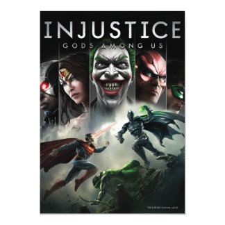 Injustice: Gods Among Us Card