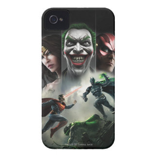 Injustice: Gods Among Us iPhone 4 Cover