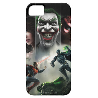 Injustice: Gods Among Us iPhone SE/5/5s Case