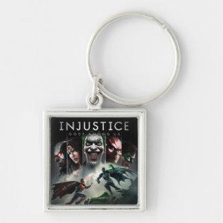 Injustice: Gods Among Us Keychain