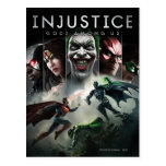 Injustice: Gods Among Us Post Cards