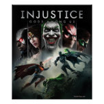 Injustice: Gods Among Us Print