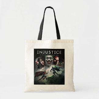 Injustice: Gods Among Us Tote Bag