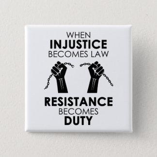 Injustice Square Button