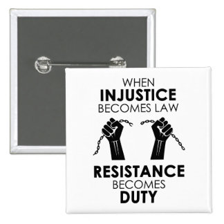 Injustice Square Button