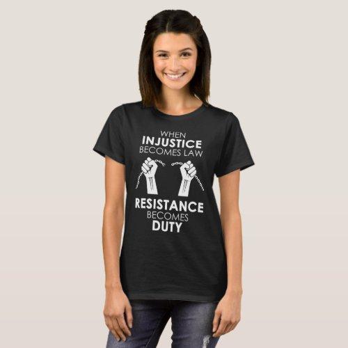 Injustice Womenâs Basic Dark T_Shirt