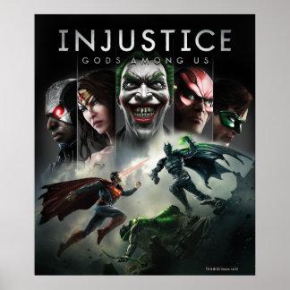 Injusticia: Dioses entre nosotros Posters