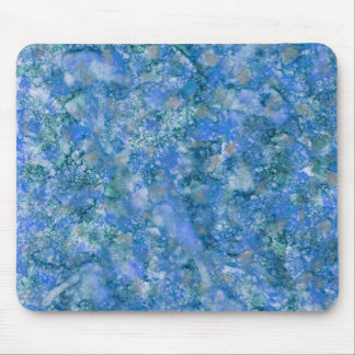 Ink101b-2 Marble Painting Mouse Pad