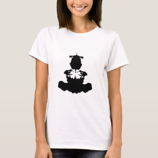 ink blot buddha T-Shirt