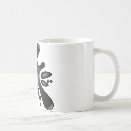 Ink Blot Coffee Mug