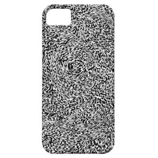 Ink Blot Maze iPhone 5 Covers