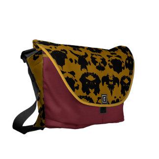 Ink Blots Messenger Bags