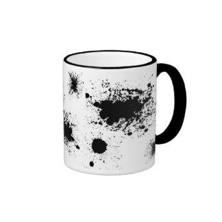 Ink Blots Coffee Mugs