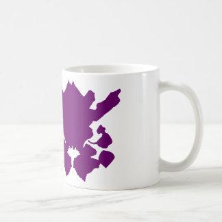 Ink Blots Coffee Mug
