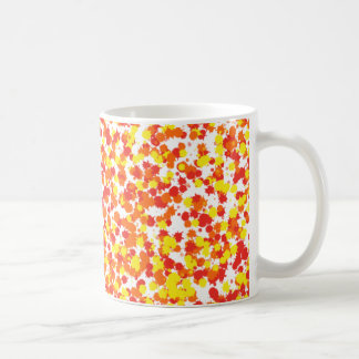 Ink Blotted Background by Shirley Taylor Coffee Mug