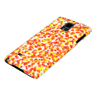 Ink Blotted Background by Shirley Taylor Galaxy Note 4 Case