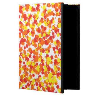 Ink Blotted Background by Shirley Taylor iPad Air Cover