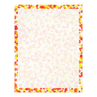 Ink Blotted Background by Shirley Taylor Letterhead