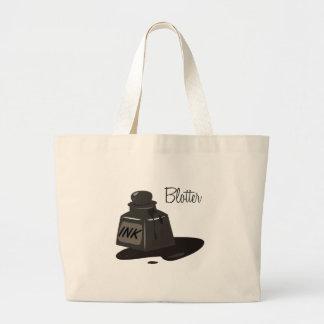 Ink Blotter Jumbo Tote Bag