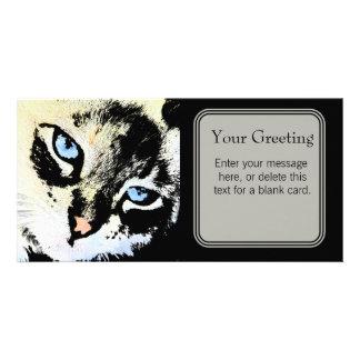 Ink Cat Custom Card Photo Card