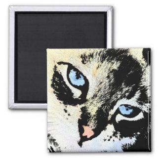 Ink Cat Magnets