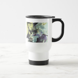ink collage commuter travel coffee cup