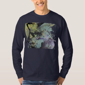 ink collage long-sleeve t-shirt