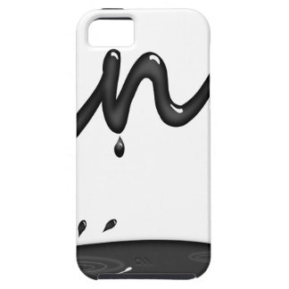 Ink Dripping iPhone SE/5/5s Case