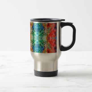 Ink Dyed Travel Mug