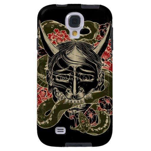 Ink Icon 1 Galaxy S4 Case