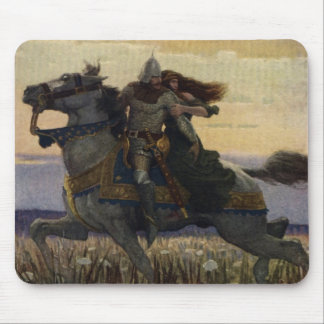 Ink&Iron Heroic Fantasy Mouse Pad