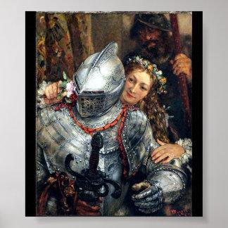Ink&Iron Heroic Fantasy Poster