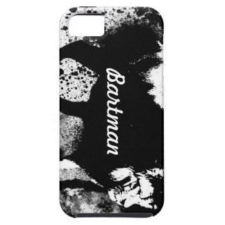 Ink painting iphone5 iPhone SE/5/5s case