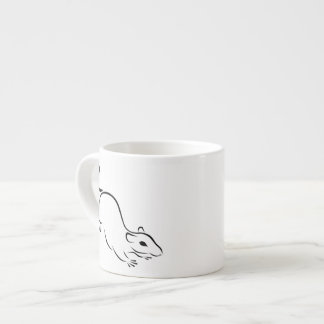Ink Rat Espresso Cup