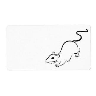 Ink Rat Label