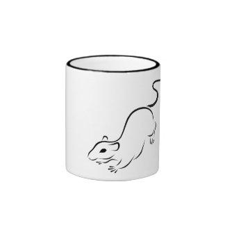 Ink Rat Ringer Coffee Mug
