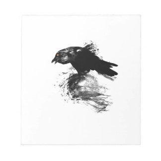 Ink Raven Notepad