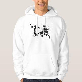ink series - G Hooded Sweatshirt