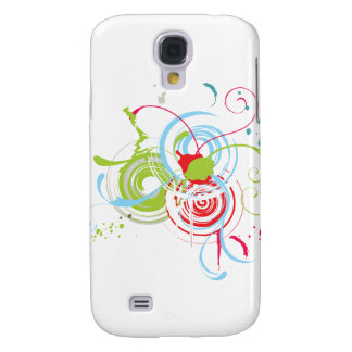 Ink Splash Galaxy S4 Case
