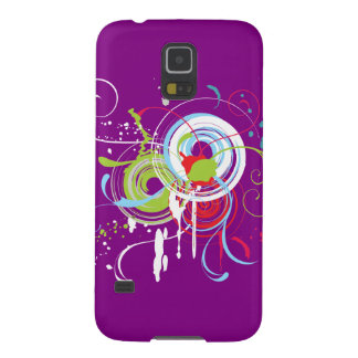 Ink Splash Galaxy S5 Case
