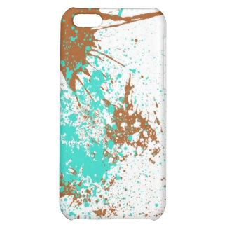 ink splatter iPhone 5C case