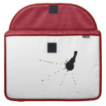 Ink Stain MacBook Pro Sleeve