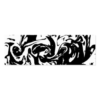Ink Swirl Business Card