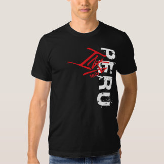 InKa1821 Label - Peru Shirt