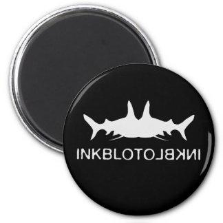 Inkblot Fish Magnet