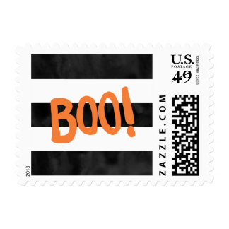 Inked Boo Postage