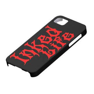 Inked Life iPhone 5 Case With Rapscallion Text
