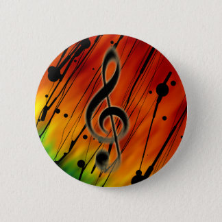 Inked Music Button
